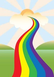 Shih Tzu Regenbogenbrücke